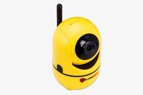 WIFI видеокамера PoliceCam IPC-4026 Robot - Minion 2 MP