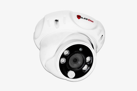 Уличная IP видеокамера PoliceCam IPC-612 PIR+LED IP 1080P